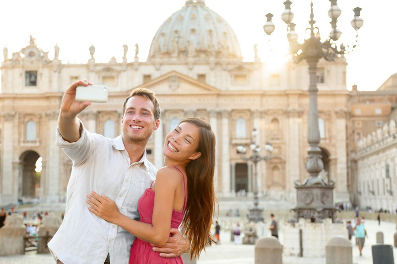 destinations en couple en Italie
