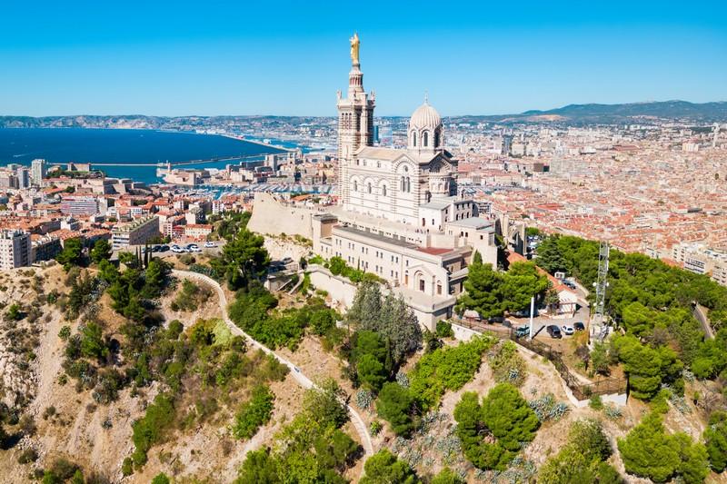 vol pas cher pour Marseille